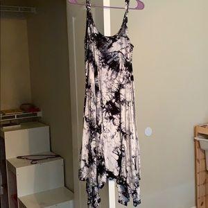 Tie dye dress from torrid